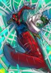 Rough sketch21 -  spidy  Doomy by ultimatewp