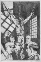 Crucifixion Story, Page 5 by DGanjamie