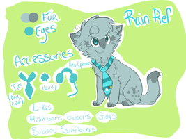 Official Rain Ref speedpaint by xx-shooting-stars-x