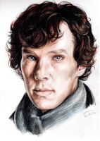 Sherlock by ChocolatinaChip