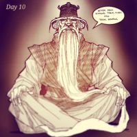 Movember day 010 by Gaugex