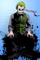 Joker by StuntmanAndy