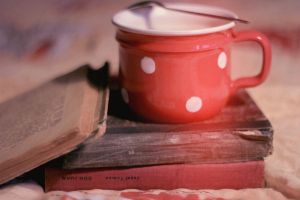 Warm up to a good book.. by KatkaMa
