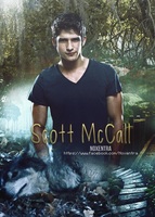 Scott McCall by N0xentra