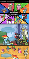 COM - Ogres And Oubliettes (COMIC) by AniRichie-Art