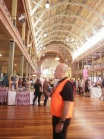 Melbourne Exhibition Building 4 by LuchareStock