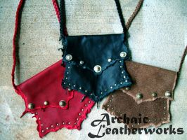 Gypsy Satchels by Xavietta