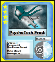 PyschoTech Frost Card (Adopt) by Dianamond