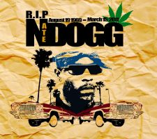 Nate Dogg R.I.P Wallpaper by SeanJJ
