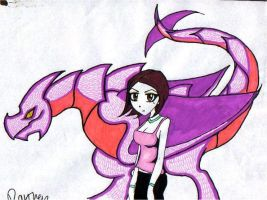 dragon and i by rayvendawn