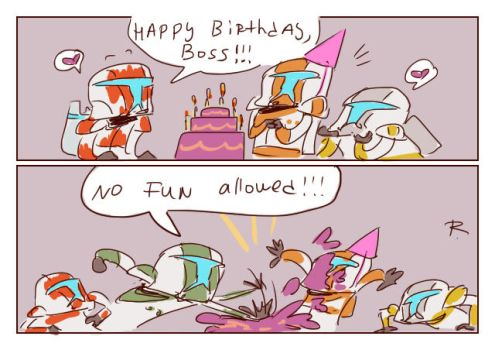 Republic Commando, 16 by Ayej