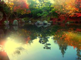 Autumn's Day by nbajrproductions
