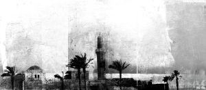 Mosque by the see by iram