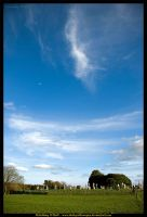 Foxhall Sky, Ireland by fluffyvolkswagen