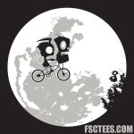 DIB AND THE E.T. by GimmickTees