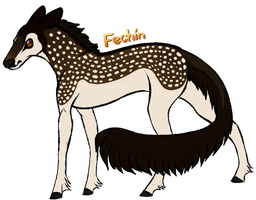 Lord Fechin | Colt | Royal by BADVIBESGENERATOR