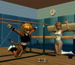 SEEKRIT-PROJECT-TK-and-Jessi by wynter333A