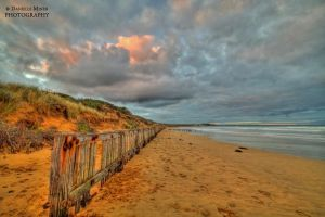 Raafs Beach hdr by DanielleMiner