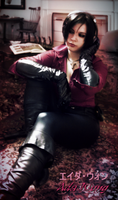 Ada Wong (RE6) by ladykobra