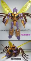 Beast Wars figures: Transquito by Lugnut1995