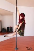 Pole Dance by CherrySteam