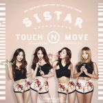 Touch and Move - SISTAR CD Cover I by HigSousa