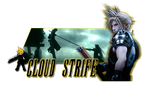 Cloud Strife by Shandavio
