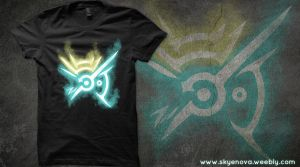 DisHonored Shirt VOTE by Therbis