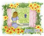 The Daffodils Scene (Tim Burton's Big Fish) by LauraSwan