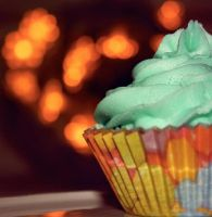 Cupcake lights by Dipliner
