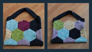 Colorful Bag by Almath3a