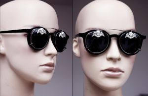 Cherub sunglasses by Pinkabsinthe