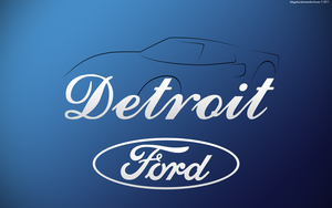 Ford from Detroit by BlaydeXi