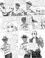 Freddy and Jason Pg. 0 by Biskuits