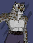 Tai Lung by Oreopata