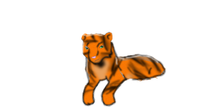 Tiger for later use on my web game by Varjokani