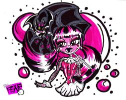 DRACULAURA by after-the-funeral