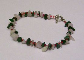 Christmas Bracelet by themagpiesnest