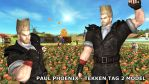 Paul Phoenix - Meshmod 2p Outfit by Changinformatica