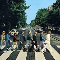 Abbey Road - The ORIGINAL cover! by johntrumbull