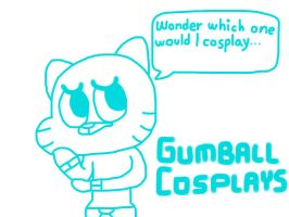 What will Gumball Cosplay by MigsGarcia5127