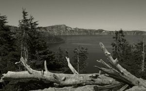 Crater Lake 02 by IvanAndreevich
