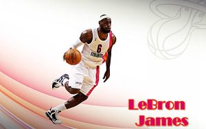 LeBron James by danielboveportillo