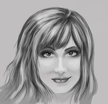 Face practice by Maria210596