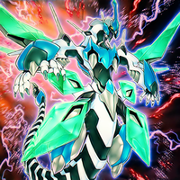 Clear Wing Synchro Dragon by 1157981433