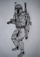 Boba Fett by Jok18