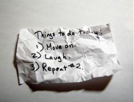 things to do . . . by Amykpixie
