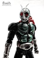 kamen rider 1 the first by WINDEARTFLY
