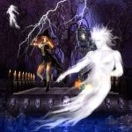 Ghost Magic by sweetpoison67