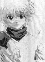 Killua by rajlorcan